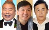 『第71回NHK紅白歌合戦』に登場したスモール3(左から)出川哲朗、田中裕二、岡村隆史 (C)ORICON NewS inc.