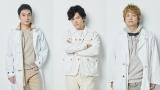 ABEMA『7.2新しい別の窓 元日スペシャル』より(左から)草なぎ剛、稲垣吾郎、香取慎吾