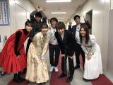 1月4日放送『ネプリーグSP』に出演する大倉忠義主演『知ってるワイフ』チーム (C)フジテレビ
