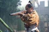 信長(染谷将太)=大河ドラマ『麒麟がくる』第39回より(C)NHK