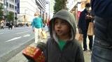 東西線のすべての駅をスラスラ言っちゃう4歳の少年YOU=1月4日放送、『YOUは何しに日本へ? 新年1発目はYOUに石原さとみがやってきたSP』(C)テレビ東京