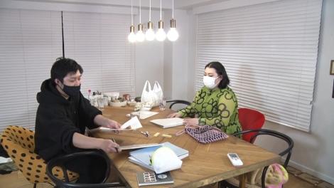 """4日深夜放送の『私の職業""""渡辺直美""""』より(C)フジテレビ"""