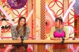 5日放送の『川島大悟の言いがかり提案します 〜世の中もっと良くしません?〜』に出演する(左から)香里奈、フワちゃん(C)カンテレ
