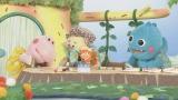 Eテレで新・人形劇『ざわざわえんのがんぺーちゃん』1月8日スタート (C)NHK