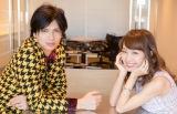 アレクサンダー&川崎希夫妻 Photo:草刈雅之 (C)oricon ME inc.