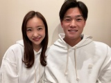 結婚を発表した板野友美&高橋奎二選手