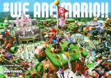 『スーパー・ニンテンドー・ワールド』の全体図が公開  画像提供:ユニバーサル・スタジオ・ジャパン(C)Nintendo