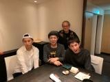 UVERworld・TAKUYA∞、ONE OK ROCK・Takaとの豪華ショットを披露した美川憲一(写真はオフィシャルブログより)