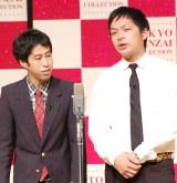 ウエストランド(左から)井口浩之、河本太 (C)ORICON NewS inc.