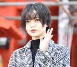 映画『さんかく窓の外側は夜』大ヒット祈願イベントに登場した平手友梨奈 (C)ORICON NewS inc.