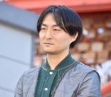映画『さんかく窓の外側は夜』大ヒット祈願イベントに登場した森ガキ侑大監督 (C)ORICON NewS inc.