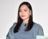 映画『かくも長き道のり』完成披露試写会に出席した北村優衣 (C)ORICON NewS inc.
