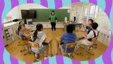 半円系で話し合うろう学校児童=Eテレの子ども番組『u&i』#13「「きこえないってかわいそう?」2月3日・10日放送(C)NHK
