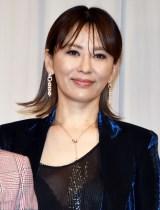 『大コメ騒動』公開記念舞台あいさつに出席した鈴木砂羽 (C)ORICON NewS inc.