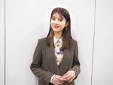ドラマ『3Bの恋人』主人公・はる(小林はる)を演じる馬場ふみか (C)ORICON NewS inc.