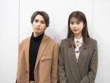 ドラマ『3Bの恋人』神谷健太(THE RAMPAGE from EXILE TRIBE) 、馬場ふみか (C)ORICON NewS inc.