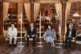 2017年の第1弾から今回で9回目の出演となるテリー伊藤(左端)(C)テレビ東京