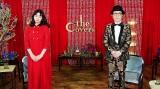 BSプレミアム『The Covers』MCのリリー・フランキー、池田エライザ(C)NHK
