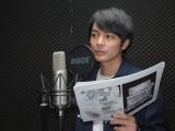 『マンガ動画 数珠つなぎ企画』に挑戦する榎木淳弥