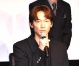 映画『ヤクザと家族 The Family』完成報告イベントに出席した綾野剛 (C)ORICON NewS inc.