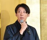 高橋一生=TBS日曜劇場「天国と地獄〜サイコな2人〜」制作発表会見 (C)ORICON NewS inc.