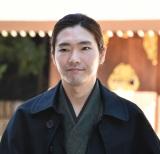 柄本佑=TBS日曜劇場「天国と地獄〜サイコな2人〜」制作発表会見 (C)ORICON NewS inc.