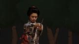 舞台稽古をする千代(杉咲花)=連続テレビ小説『おちょやん』第6週・第28回より (C)NHK