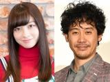 (左から)橋本環奈、大泉洋 (C)ORICON NewS inc.