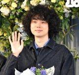 映画『花束みたいな恋をした』完成報告イベントに出席した菅田将暉 (C)ORICON NewS inc.