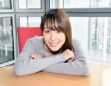 ドラマ『アプリで恋する20の条件』で三上咲子を演じる鷲見玲奈 (C)ORICON NewS inc.