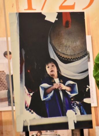 深川麻衣の思い出写真=映画『おもいで写眞』の完成報告会見 (C)ORICON NewS inc.