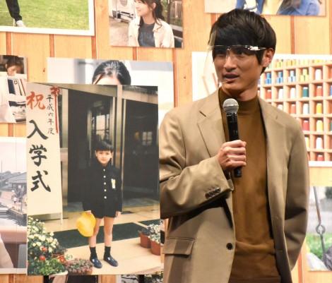 映画『おもいで写眞』の完成報告会見に出席した高良健吾 (C)ORICON NewS inc.