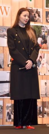 映画『おもいで写眞』の完成報告会見に出席した香里奈 (C)ORICON NewS inc.