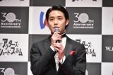 『アクターズ・ショート・フィルム』完成報告イベントに出席した白石隼也