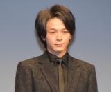 映画『ファーストラヴ』完成報告イベントに参加した中村倫也 (C)ORICON NewS inc.