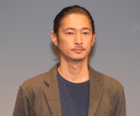 映画『ファーストラヴ』完成報告イベントに参加した窪塚洋介(C)ORICON NewS inc.