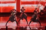 『SONGS OF TOKYO Festival 2020』に出演したBABYMETAL(C)NHK