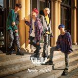 OWV 2ndシングル「Ready Set Go」初回盤ジャケット写真