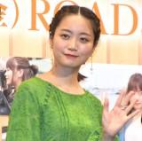 映画『おもいで写眞』の完成報告会見に出席した深川麻衣 (C)ORICON NewS inc.