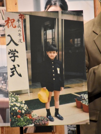高良健吾の思い出写真=映画『おもいで写眞』の完成報告会見 (C)ORICON NewS inc.
