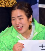 『人生最期に笑う為のネタライブ』に出演したゆりやんレトリィバァ (C)ORICON NewS inc.
