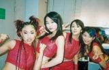 1999年頃のSPEED(左から)新垣仁絵、島袋寛子、今井絵理子、上原多香子