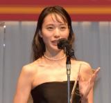 『第32回 日本ジュエリー ベストドレッサー賞』30代部門に選出された戸田恵梨香 (C)ORICON NewS inc.