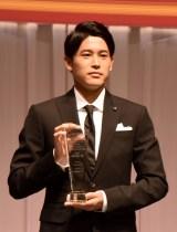 『第32回 日本ジュエリー ベストドレッサー賞』授賞式に出席した内田篤人 (C)ORICON NewS inc.