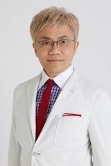 日本テレビ系『つぶし合いクイズ!悪意の矢』に出演する水道橋博士