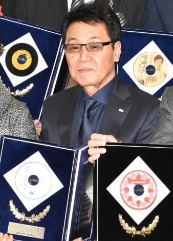 『第56回日本クラウンヒット賞』贈呈式に出席した三山ひろし (C)ORICON NewS inc.