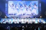 『新春STU48コンサート2021〜瀬戸内からGO TO 武道館〜』より(C)STU