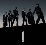 SixTONES『1ST』(ソニー・ミュージックレーベルズ/1月6日発売)