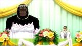 dTVで1月20日より独占配信される新作アニメ『銀魂 THE SEMI FINAL』真選組篇より(C)空知英秋/集英社・テレビ東京・電通・ BNP ・アニプレックス