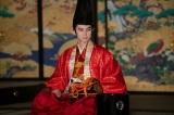 近衛前久(本郷奏多)=大河ドラマ『麒麟がくる』第41回(1月17日放送) (C)NHK